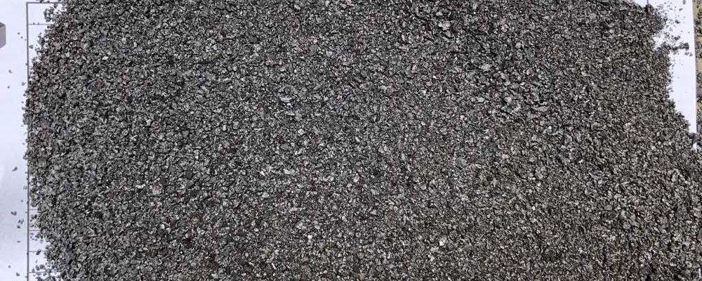 کربن ۹۵+ با دانه بندی ۰.۲ تا ۱